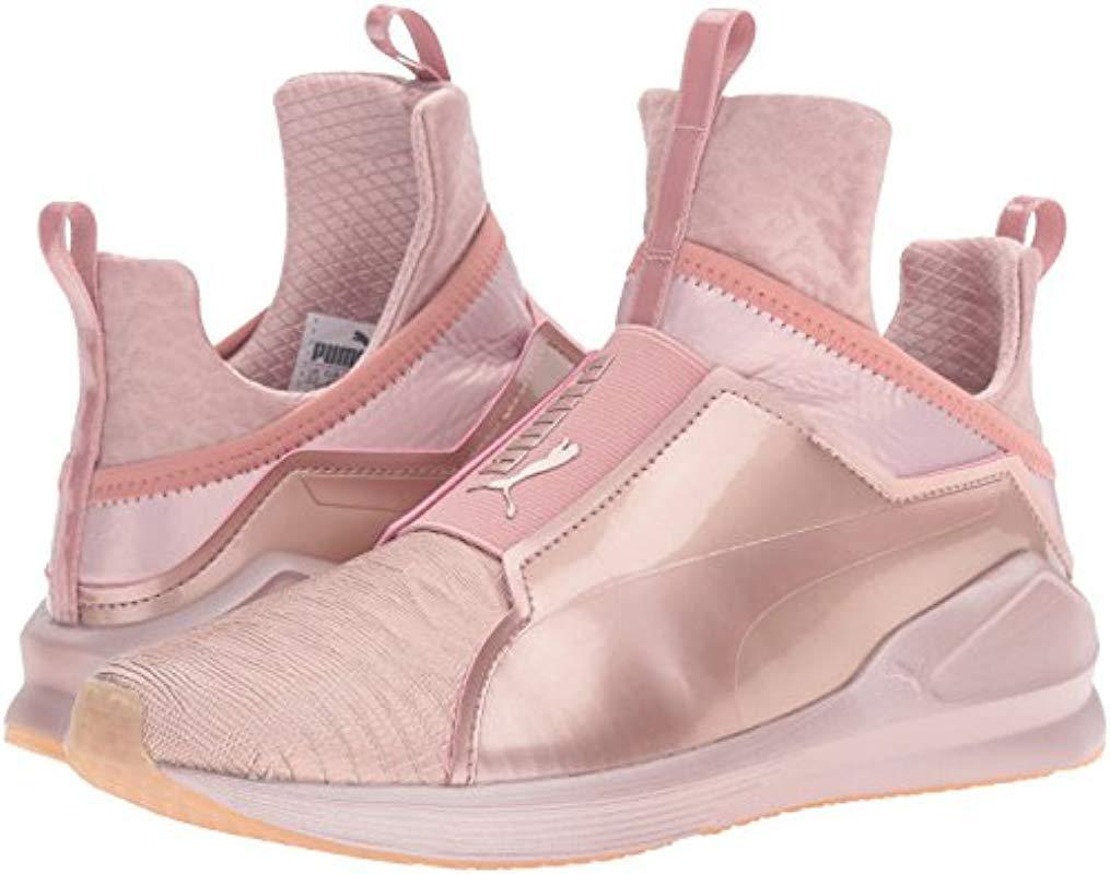 PUMA Fierce Metallic Cross-trainer Shoe