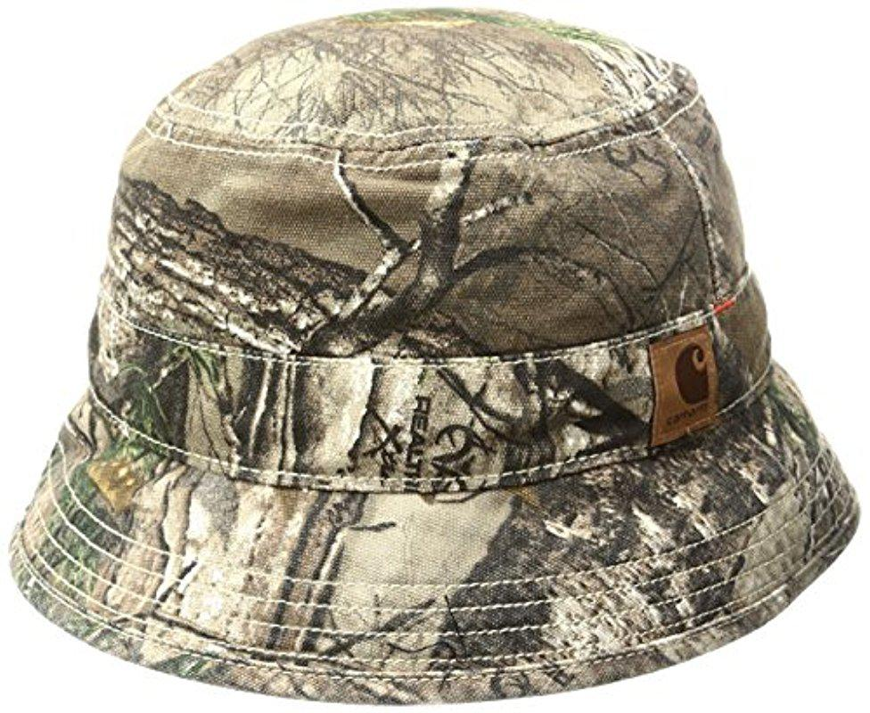 Lyst - Carhartt Fircrest Bucket Hat for Men 4767b4859c6c