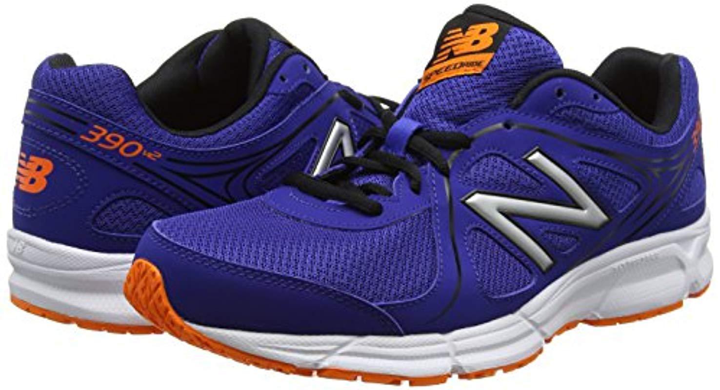 390 V2 Training Running Shoes