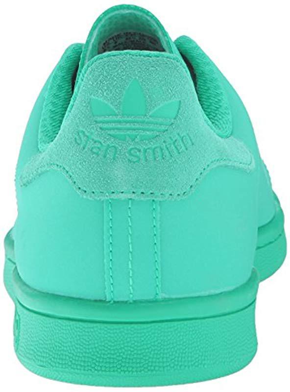 brand new af77d 425a1 Adidas Originals - Green Stan Smith Adicolor Running Shoe for Men - Lyst.  View fullscreen