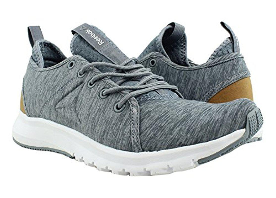 5628ba1b2f9e53 Reebok - Multicolor Plus Lite Hthr Running Shoe - Lyst. View Fullscreen