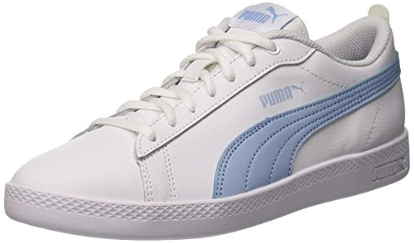 2245e94ce784b1 PUMA Smash Wns V2 L Low-top Sneakers in White - Save 19% - Lyst