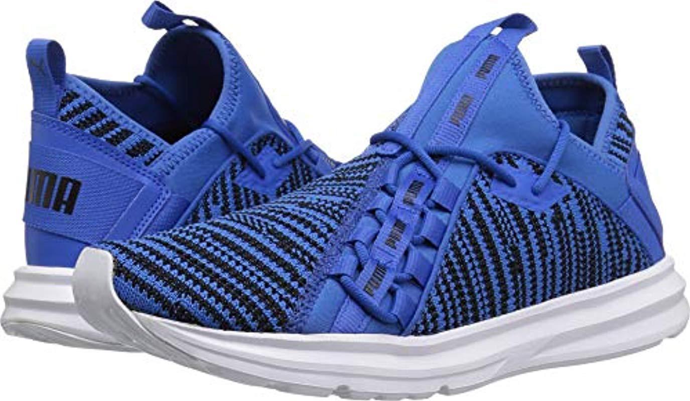 PUMA Enzo Peak Sneaker in Blue for Men
