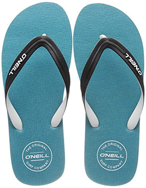 312b87b63 O neill Sportswear Fm Friction Flip Flops for Men - Lyst