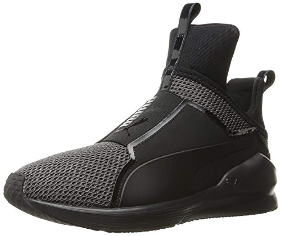 PUMA Fierce Knit Cross-trainer Shoe in