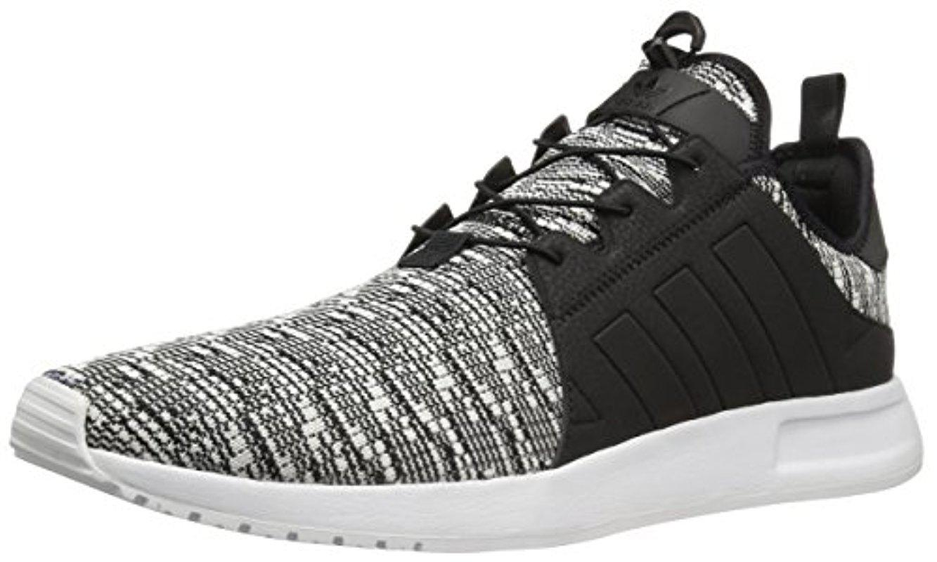 inalámbrico pensión Nos vemos  adidas Originals Rubber X_plr Sneakers, Lightweight, Comfortable And  Stylish With Speed Lacing System For Quick On-off Wear in Black/White  (Black) for Men - Lyst