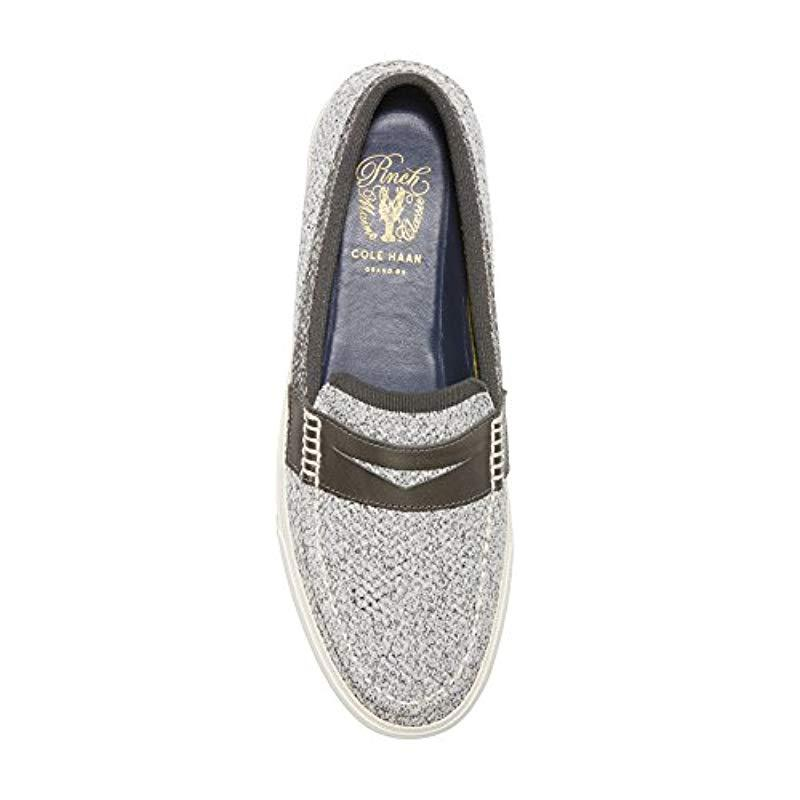 5995ce1f917 Lyst - Cole Haan Pinch Weekender Lx Loafer With Stitchlite Vapor ...