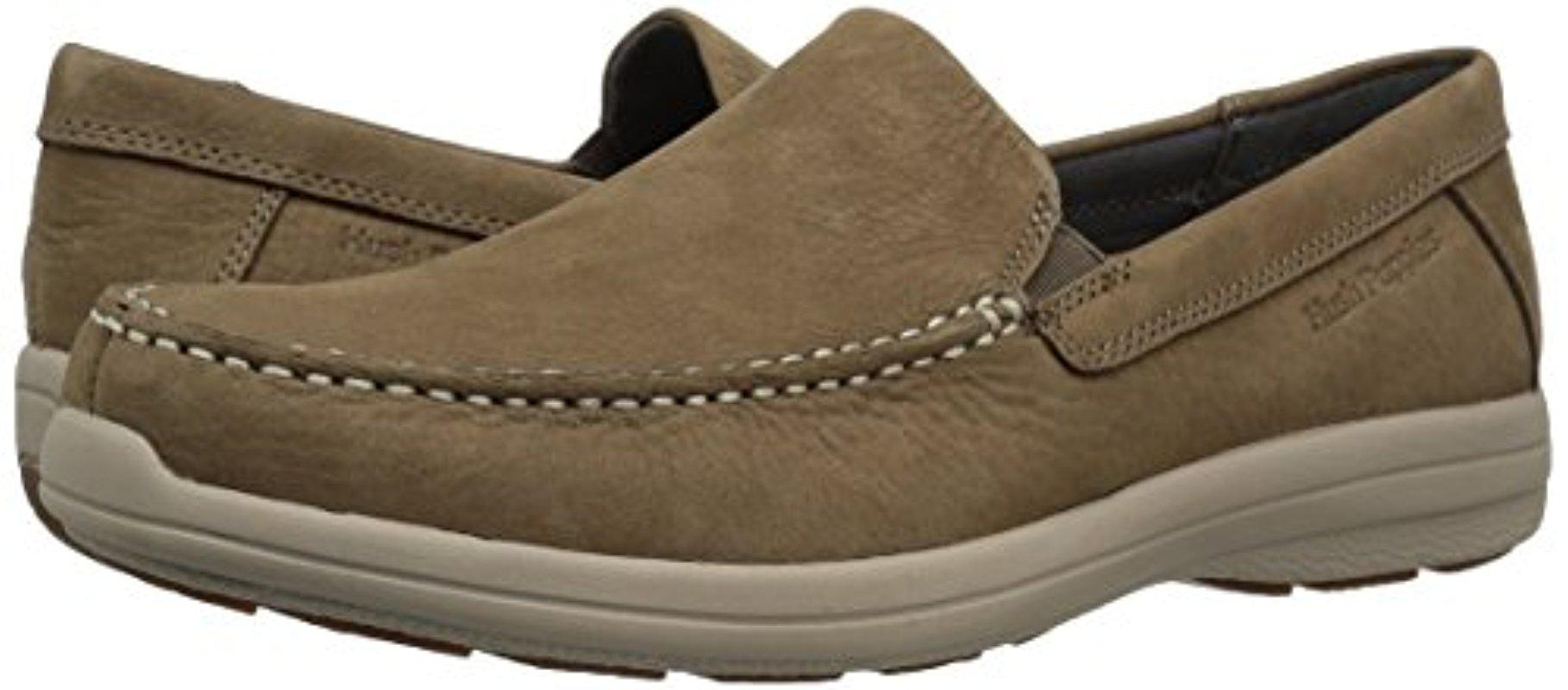 Hush Puppies Mens Brevis Patterson Slip-On Loafer