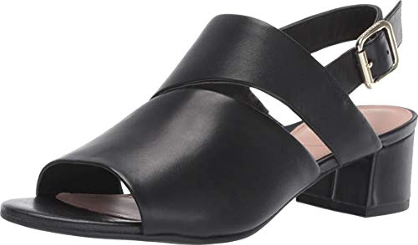 Taryn Rose Womens Noa Heeled Sandal