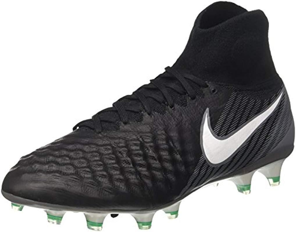 7e7cf1077535 Nike Magista Obra Ii Fg Football Boots in Black for Men - Save 77 ...