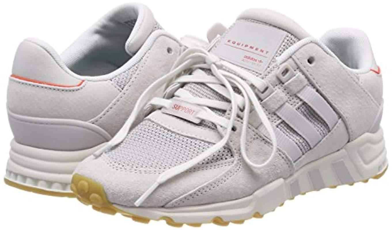 EQT Support RF W adidas de color Gris