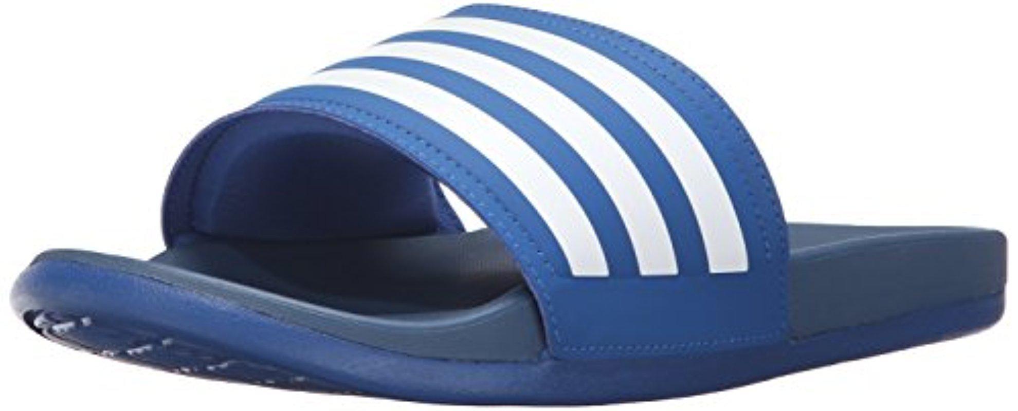 5ad302b16dc3 Lyst - adidas Performance Adilette Cf Ultra C Athletic Sandal in ...