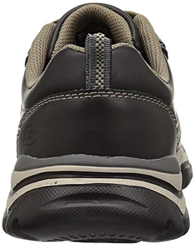 Rovato-Larion, Zapatillas para Hombre Skechers de hombre de color Negro