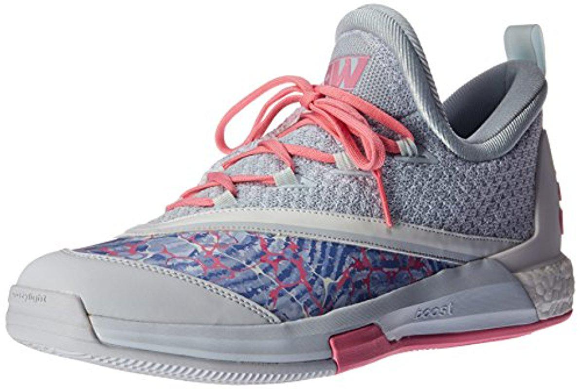 various colors fa716 69209 Lyst - adidas Performance Crazylight Boost 2-5 Basketball Sh