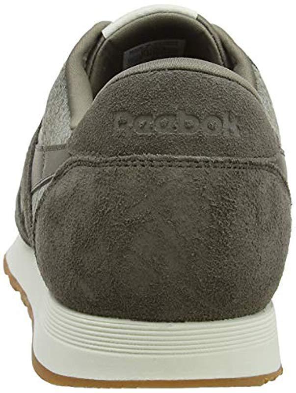 eeeae403379ba2 Reebok Cl Nylon M Gymnastics Shoes in Gray for Men - Lyst