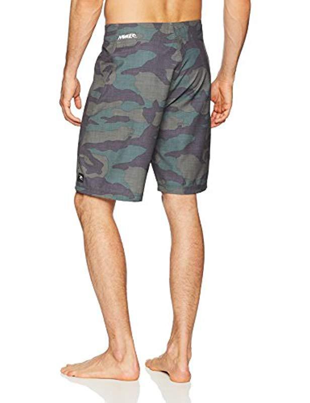 Camo New Rip Curl Mirage Core Boardshorts