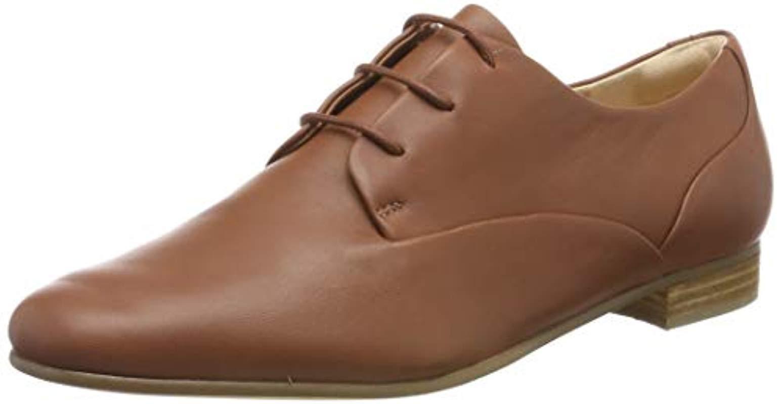 Comandante Grillo líder  Zapatos de Cordones Derby para Mujer Clarks Pure Mist Zapatos planos  Zapatos y complementos
