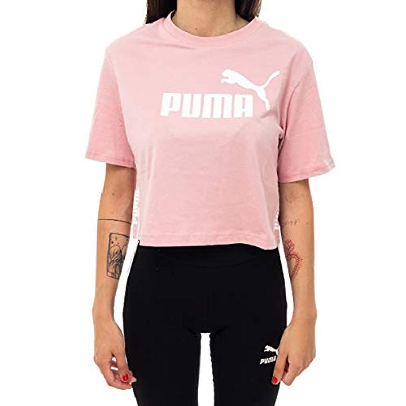 Maglietta Donna PUMA Amplified