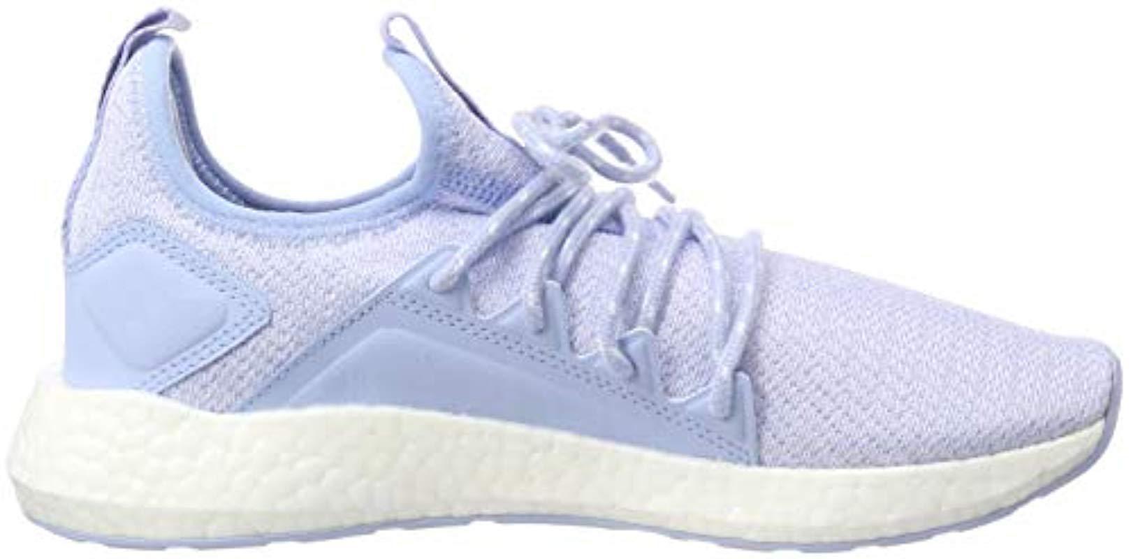 Women's Blue Nrgy Neko Knit Wns Training Shoes