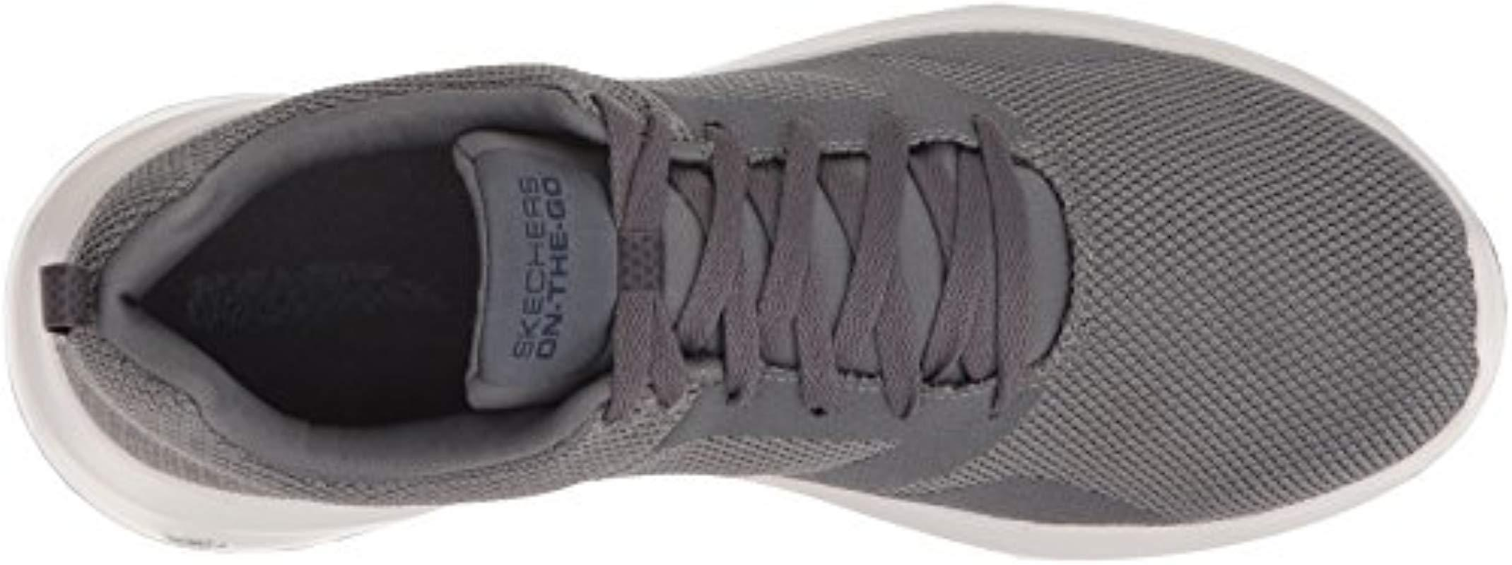 Skechers Synthetic 55330/nvgy On The Go City 4.0 Shoes Navy/grey in Charcoal/Navy (Grey) for Men