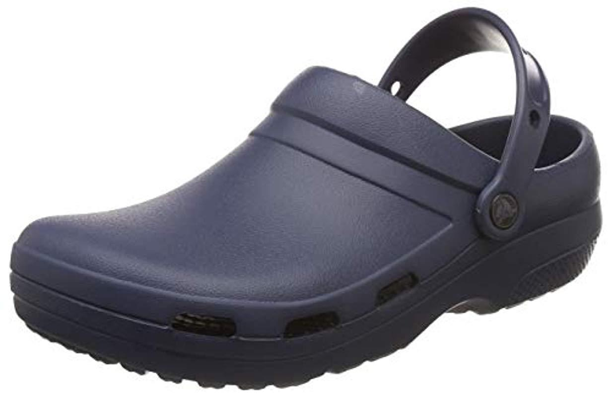 37ae22e70 Crocs™ Adults  Specialist Ii Vent Clog in Blue for Men - Save 52% - Lyst
