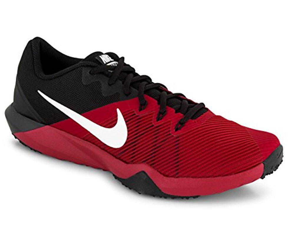 Nike. Men's Red Retaliation Cross Trainer