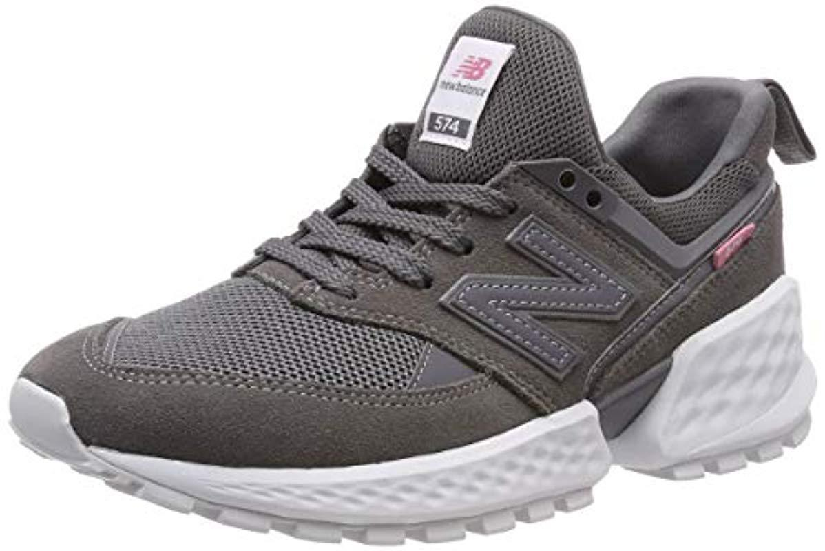 sports shoes f2be4 eaa16 New Balance 574s V2 Trainers in Gray - Lyst