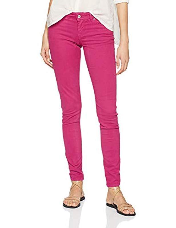 Soho Vaqueros Pepe Jeans de color Rosa