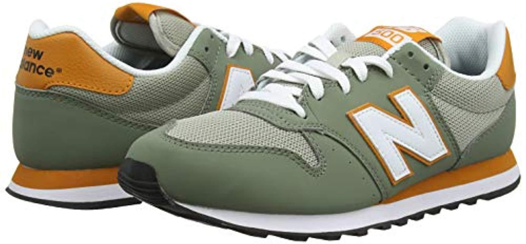 New Balance Herren 500v1 Sneaker, weiß/blau in Grün für ...