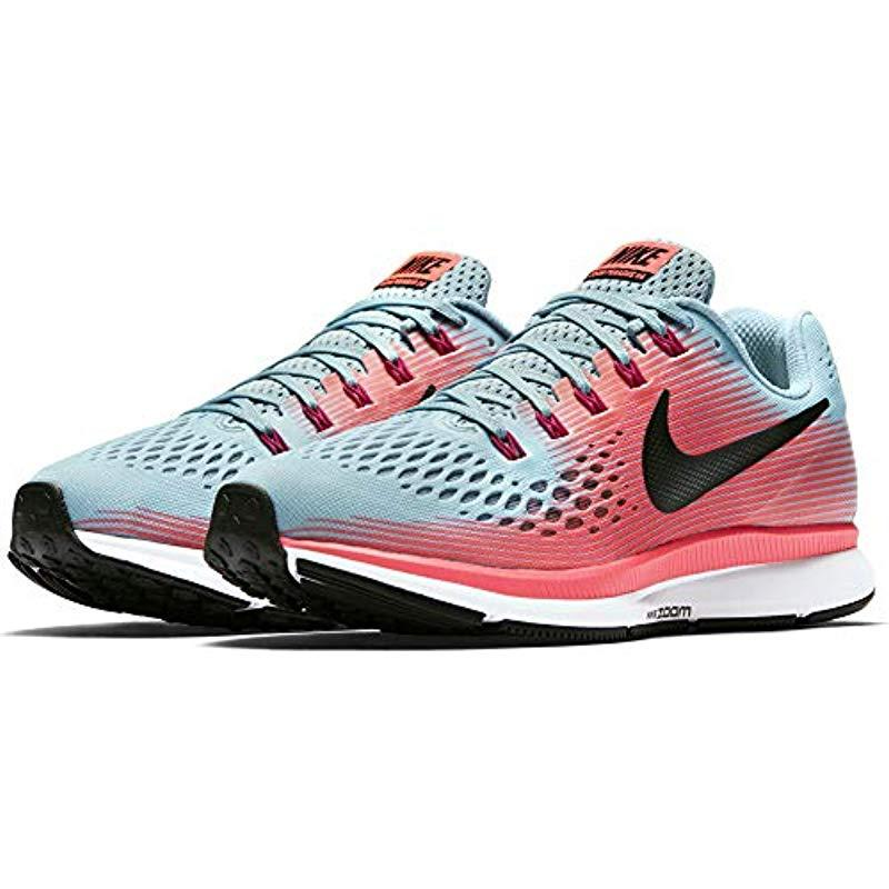 Valle Serena Bonito  Nike Wmns Air Zoom Pegasus 34 Competition Running Shoes in Blue - Lyst