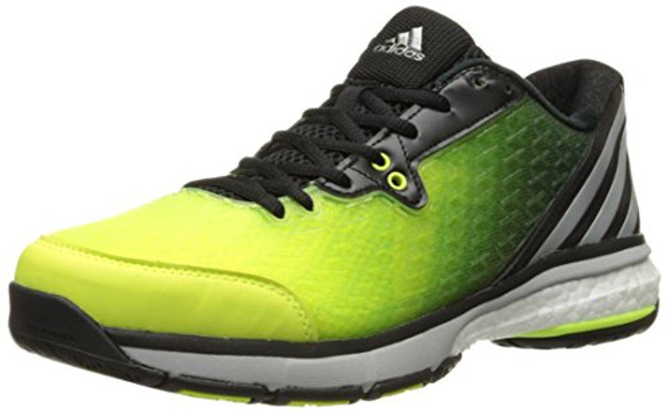 lyst adidas rendimento energetico volley impulso scarpa per gli uomini.