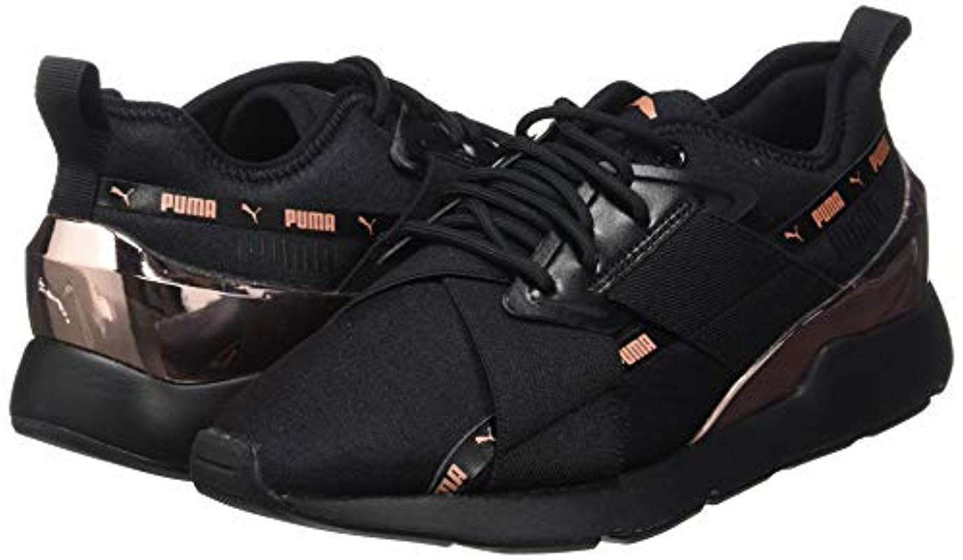 PUMA Women's Muse Low - Top Sneakers in