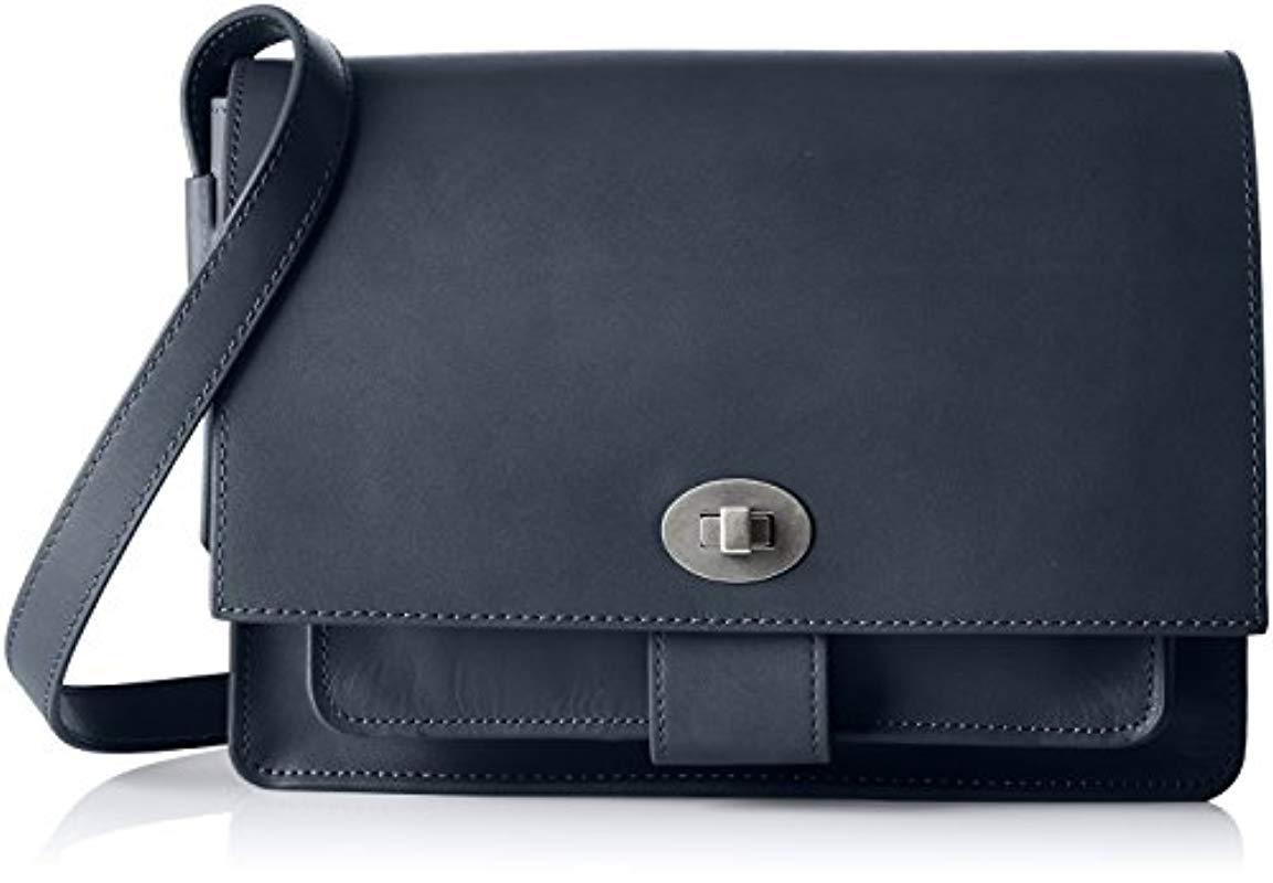 90f9d29ed7 Marc O polo Sixtyone Cross-body Bag in Blue - Lyst