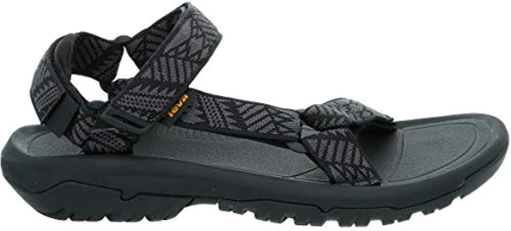 50a3cb913 Teva Hurricane Xlt2 Open Toe Sandals in Black for Men - Lyst