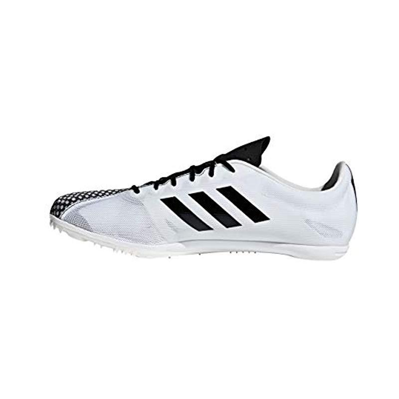 new style da06b be512 Adidas - Black Adizero Ambition 4 Track   Field Shoes for Men - Lyst. View  fullscreen