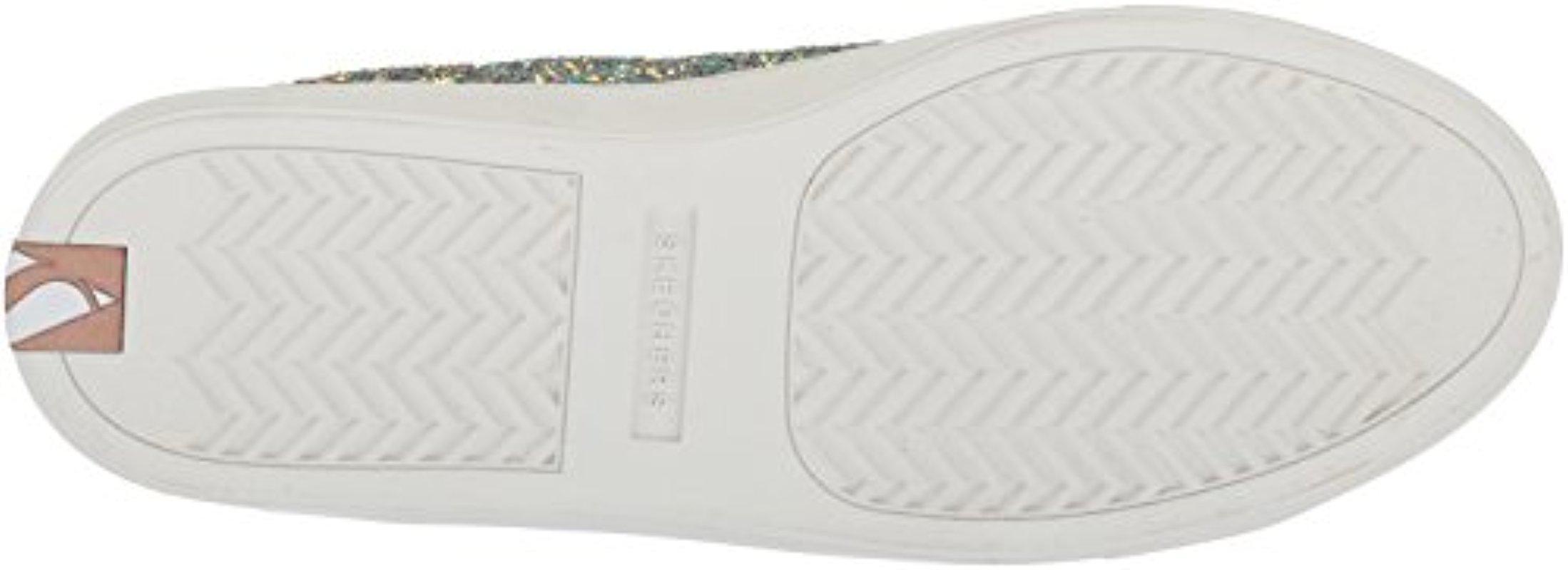 dd39205cb42c8 Skechers Multicolor Side Street-rock Glitter Sneaker