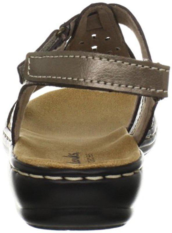 77139aa02f79 Lyst - Clarks Leisa Taffy Sandal