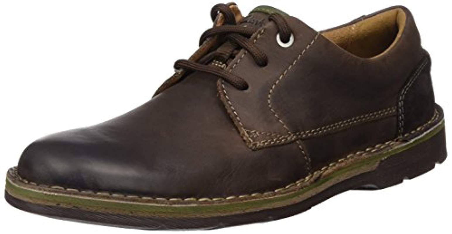1615b353 Edgewick Plain, Zapatos de Cordones Derby para Hombre Clarks de ...