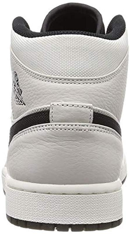 brand new 0965e 631f6 Lyst - Air Jordan 1 Mid Se, Chaussures de Fitness Homme Nike pour homme