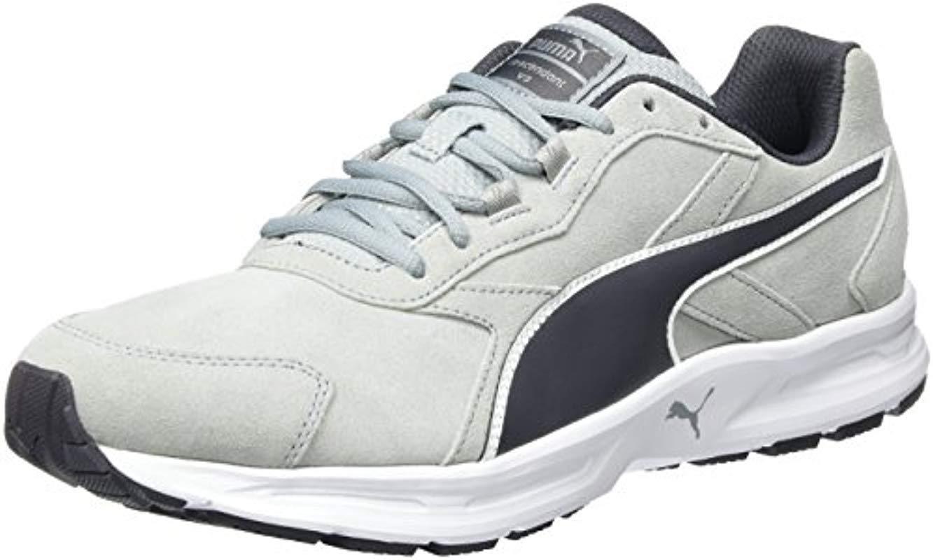 PUMA Descendant V3 Suede Running Shoes