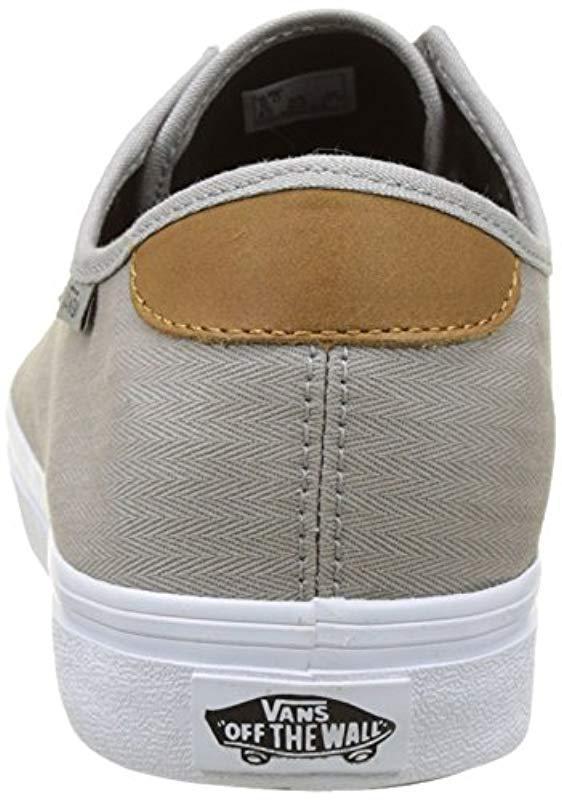 8b2dd5c1d66b6b Vans Mn Michoacan Sf Low-top Sneakers in Gray for Men - Lyst
