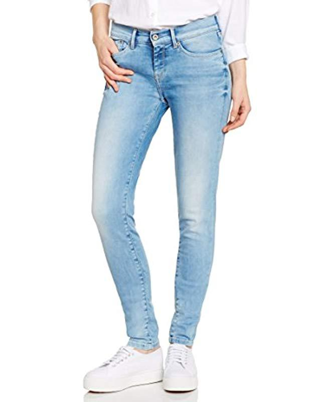Pepe Jeans Pixie Jeans in Blue - Save 54.8780487804878% - Lyst c5942e947e
