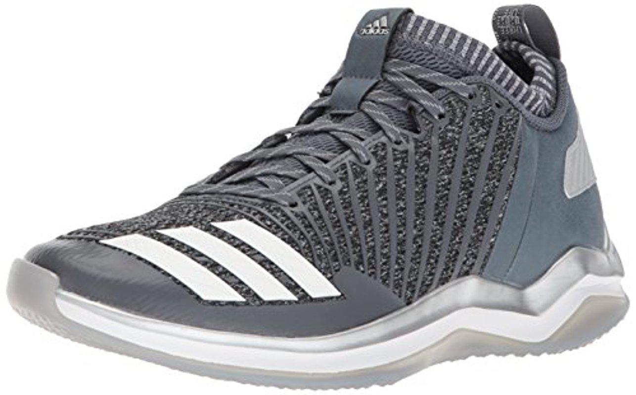 lyst adidas carbonio mostro x carbonio adidas metà baseball scarpa, onix / bianco / metallico. 1c1cd5