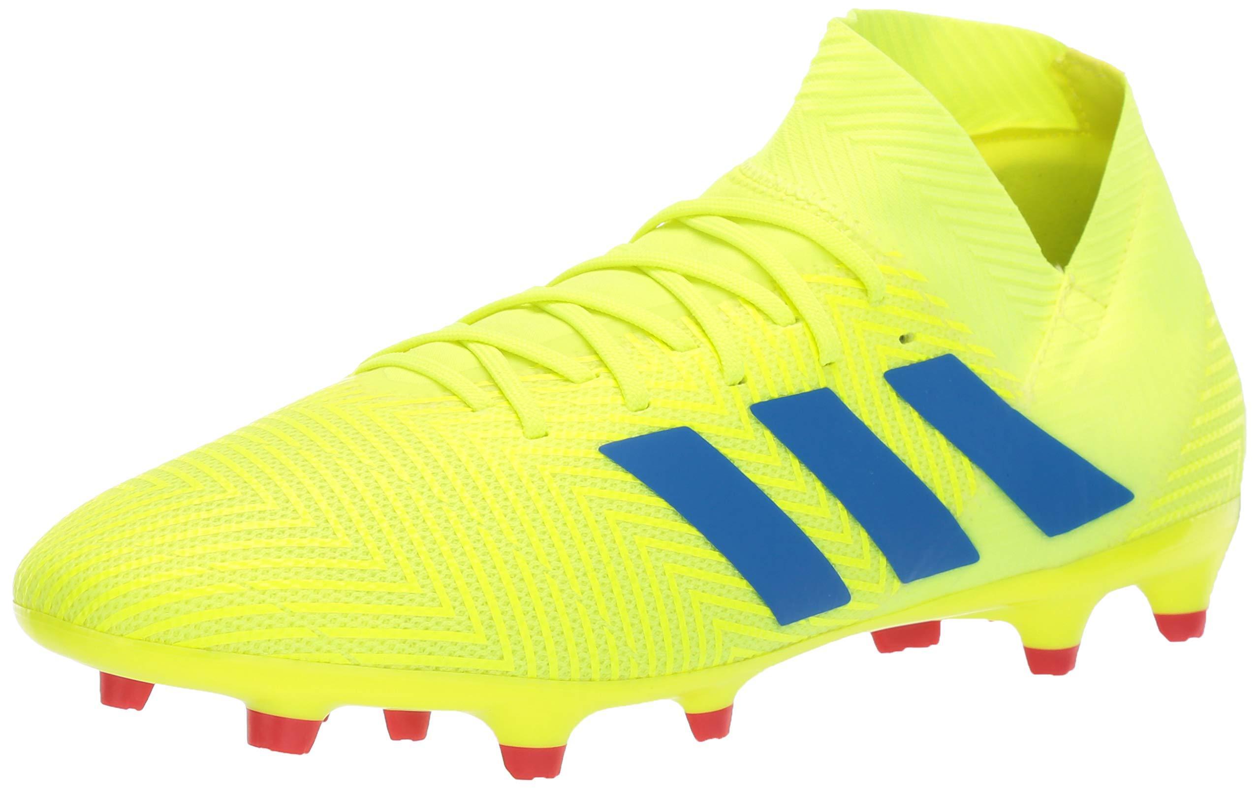 adidas Nemeziz 18.3 Firm Ground in Blue for Men - Lyst