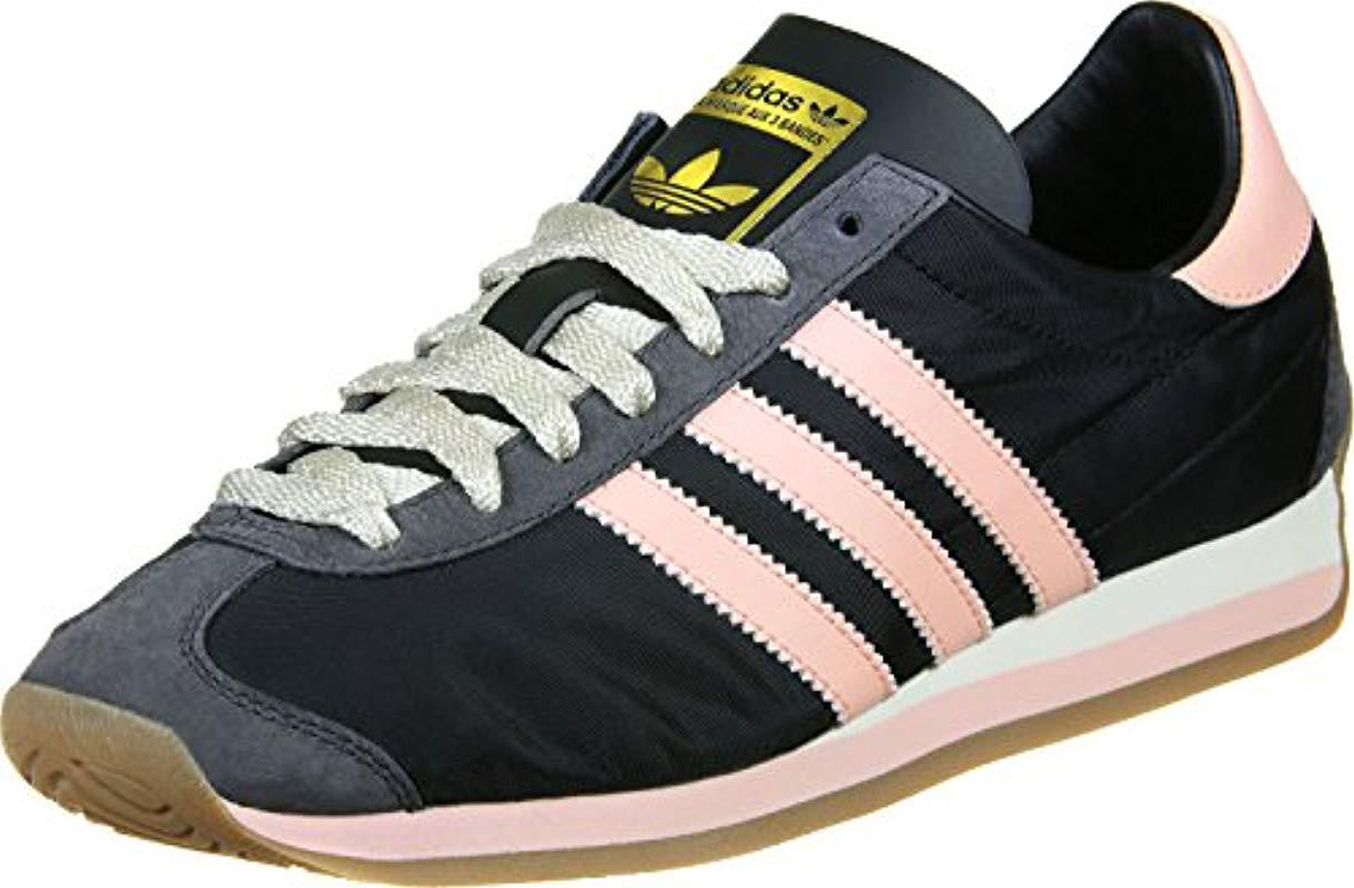 online retailer 643c6 75ef9 Adidas Country Og W, s Training in Black - Lyst