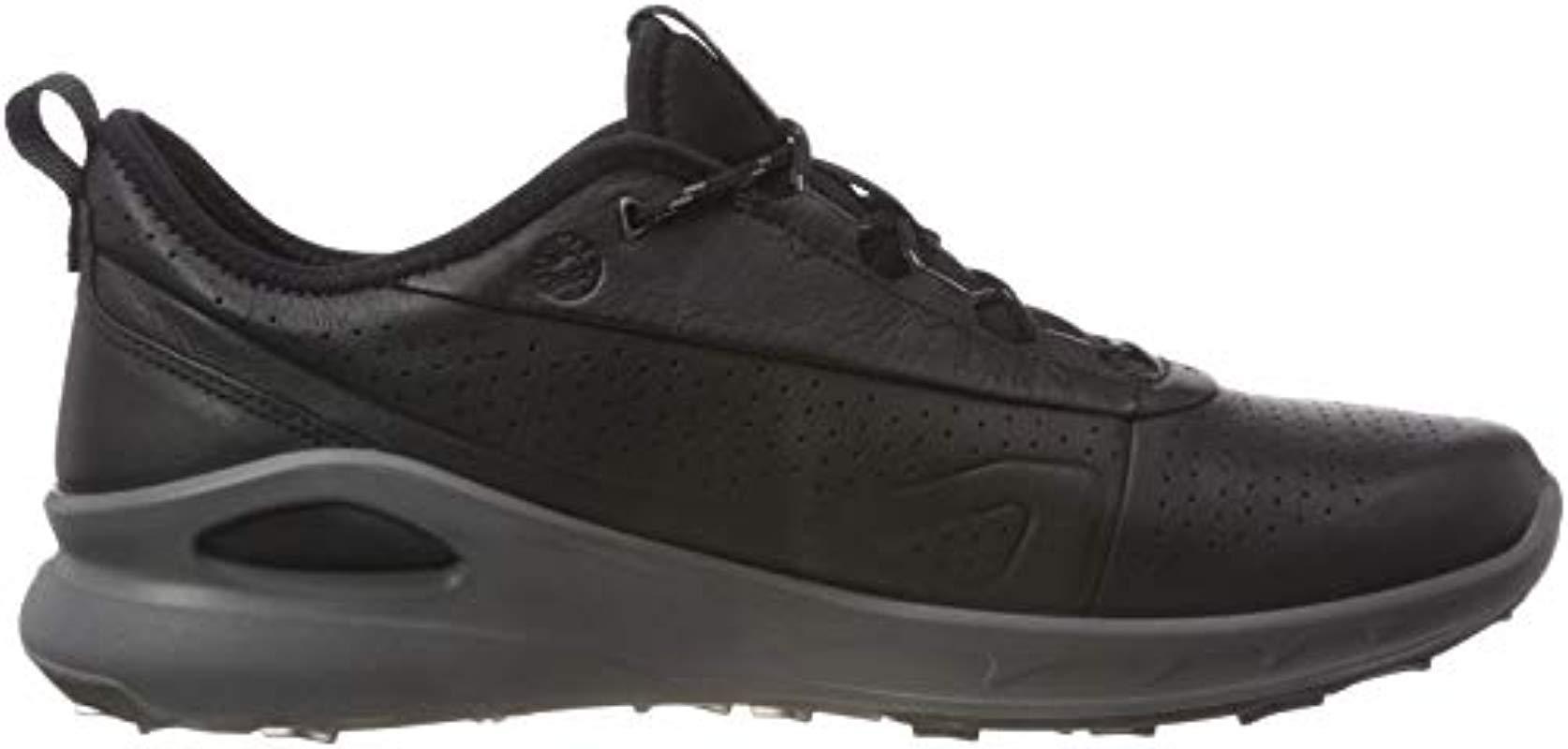 Biom Omniquest, Sneakers Basses Ecco pour homme en coloris Noir  WBb9