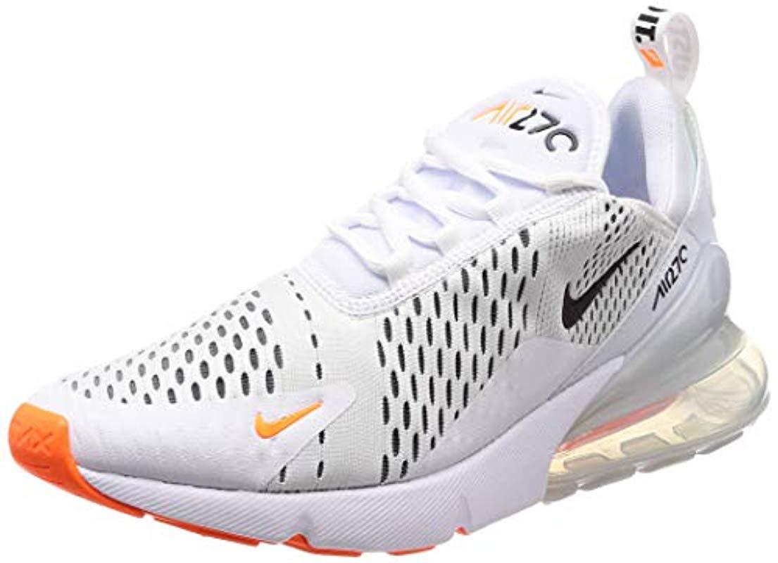 fd2e9d75b0e0 Nike Air Max 270 Competition Running Shoes in White for Men - Lyst