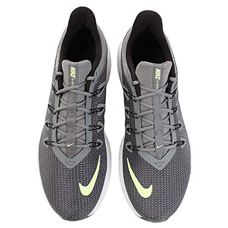 Nike - Gray Quest Running Shoes for Men - Lyst. View fullscreen 856008e9b