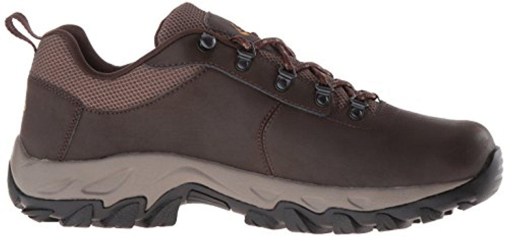 Low Waterproof Hiking Shoe for Men