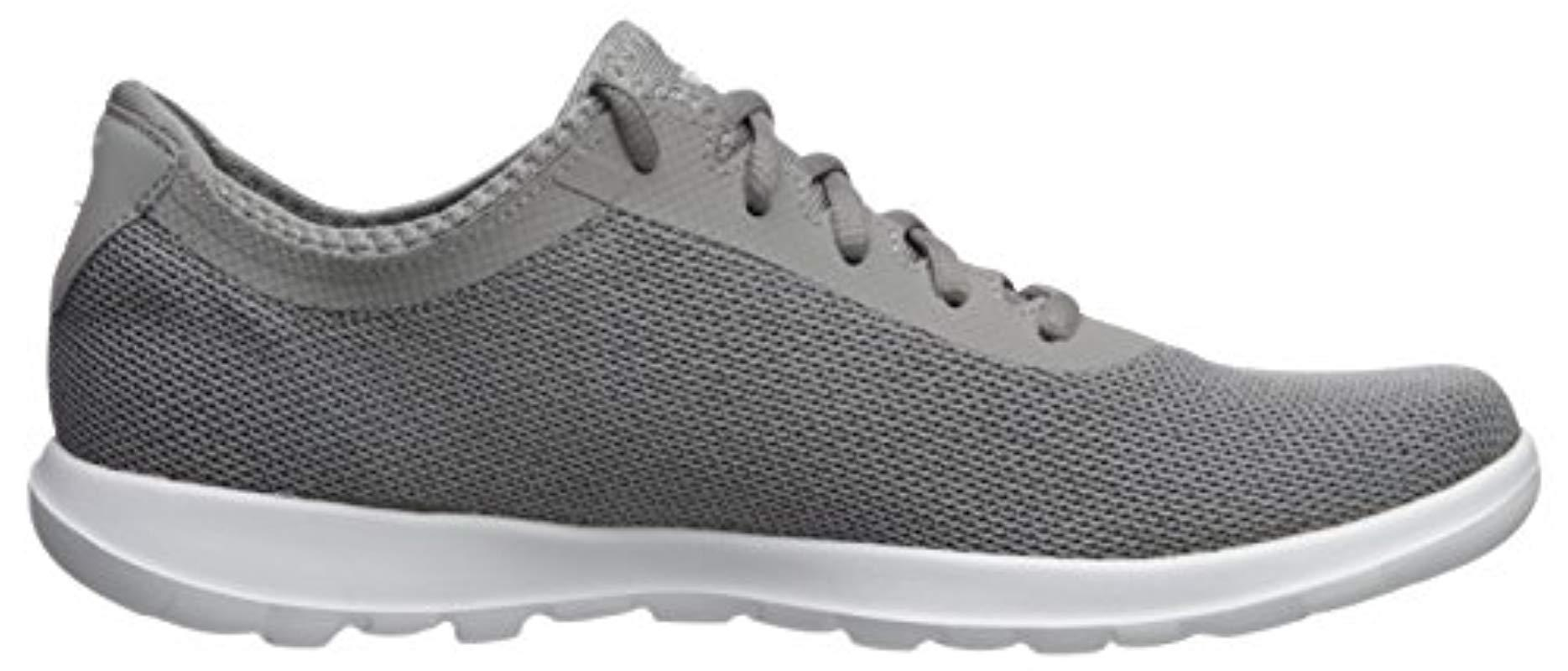 Skechers Go Walk Lite-15360 Sneaker in Grey (Grey)